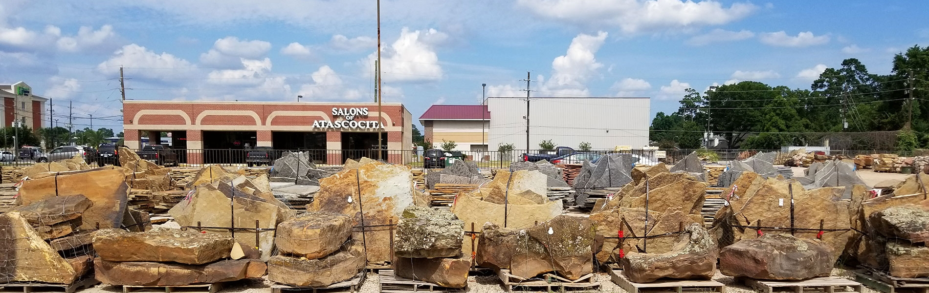 Rock & Mulch in Humble, TX